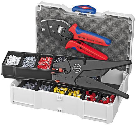 Knipex Crimp Sortiment Borsch Kg Werkzeuge Werkzeugkoffer