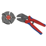 KNIPEX Crimp-Hebelzange MultiCrimp