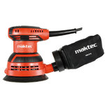 maktec by Makita Exzenterschleifer MT924