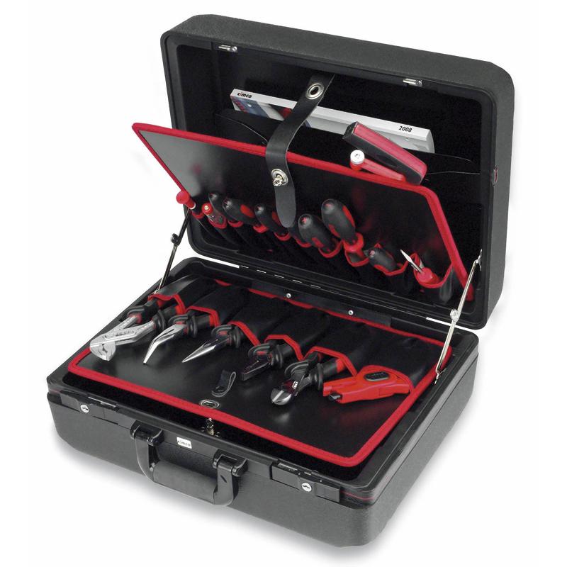 cimco meisterkoffer bomber elektro b rsch kg werkzeuge werkzeugkoffer online kaufen. Black Bedroom Furniture Sets. Home Design Ideas